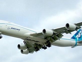 Un Boeing 747-8 poate să aterizeze la Constanța