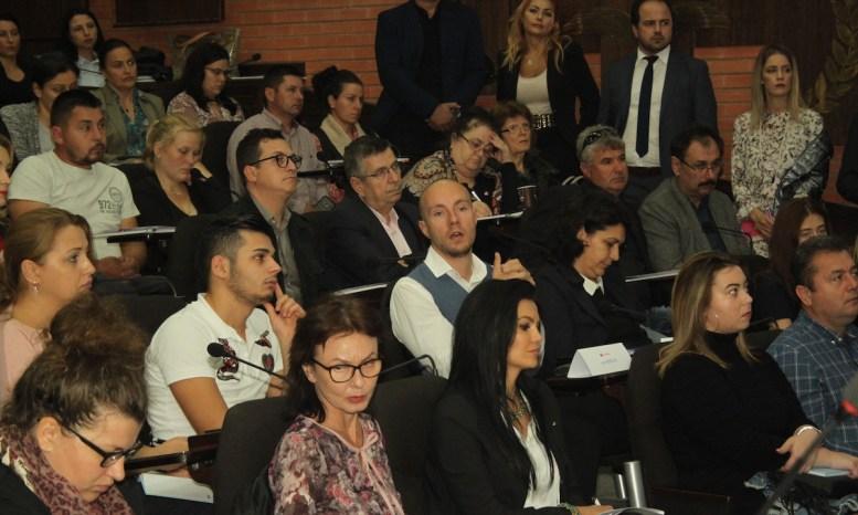 """Conferința """"Smart Start USA"""" desfășurată la Constanța. FOTO CTnews.ro"""