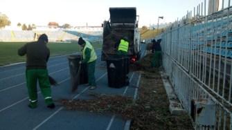 Angajații Polaris au continuat acțiunile de ecologizare și curățenie. FOTO Polaris M Holding
