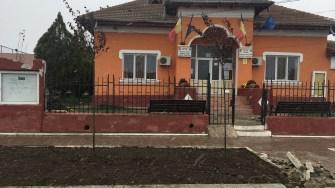 Primăria comunei Mircea Vodă Lucrări în comuna Mircea Vodă FOTO CT NEWS