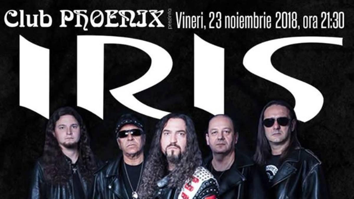 trupa iris concert phoenix