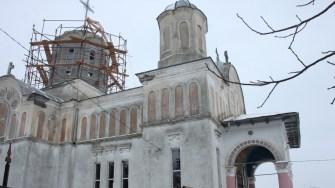 Biserica din Albești. FOTO CTnews.ro
