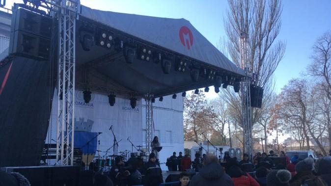 Manifestări de Ziua Națională la Eforie. FOTO: Ctnews.ro