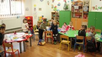 Grădinița din comuna Ostrov. FOTO CTnews.ro