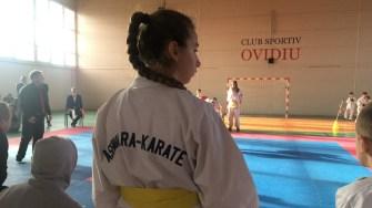 Cupa orașului Ovidiu la karate. FOTO Ctnews.ro