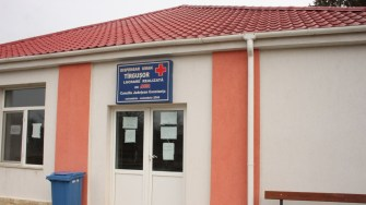 Dispensarul din comuna Târgușor. FOTO CTnews.ro