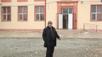 Primarul comunei Mihai Viteazu, Gheorghe Grameni. FOTO CTnews.ro