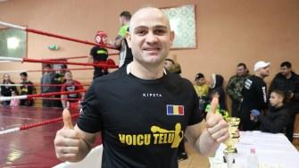 Radu Medeleanu, organizatorul galei K1 de la Fântânele. FOTO Adrian Boioglu