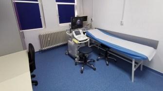 Aparatură pentru investigații endoscopice digestive, la Spitalul Județean. FOTO Spitalul Județean