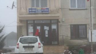 Primăria comunei Vulturu. FOTO CTnews.ro