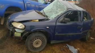 Accident mortal la Stupina. FOTO IPJ Constanța