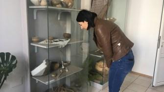 Obiecte expuse la Muzeul de Istorie Cernavodă. FOTO Ctnews.ro