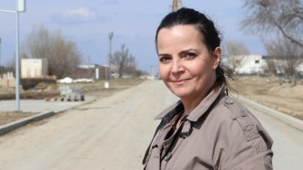 Directorul general al ABC Val, Cătălina Teodorescu. FOTO Adrian Boioglu