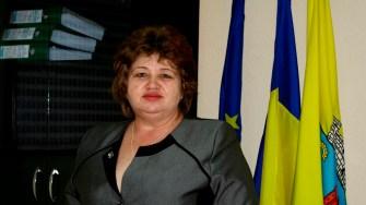 Carmen Cheran, director în Primăria Hârșova. FOTO Ctnews.ro