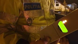 Polițiștii au depistat persoane băute în trafic. FOTO IPJ Constanța
