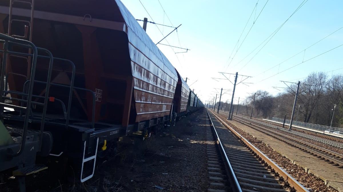 tren electrocutat