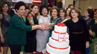 Ziua Femeii la Cumpăna. FOTO Adrian Boioglu