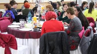 Ziua Femeii, sărbătorită la Cumpăna. FOTO Adrian Boioglu