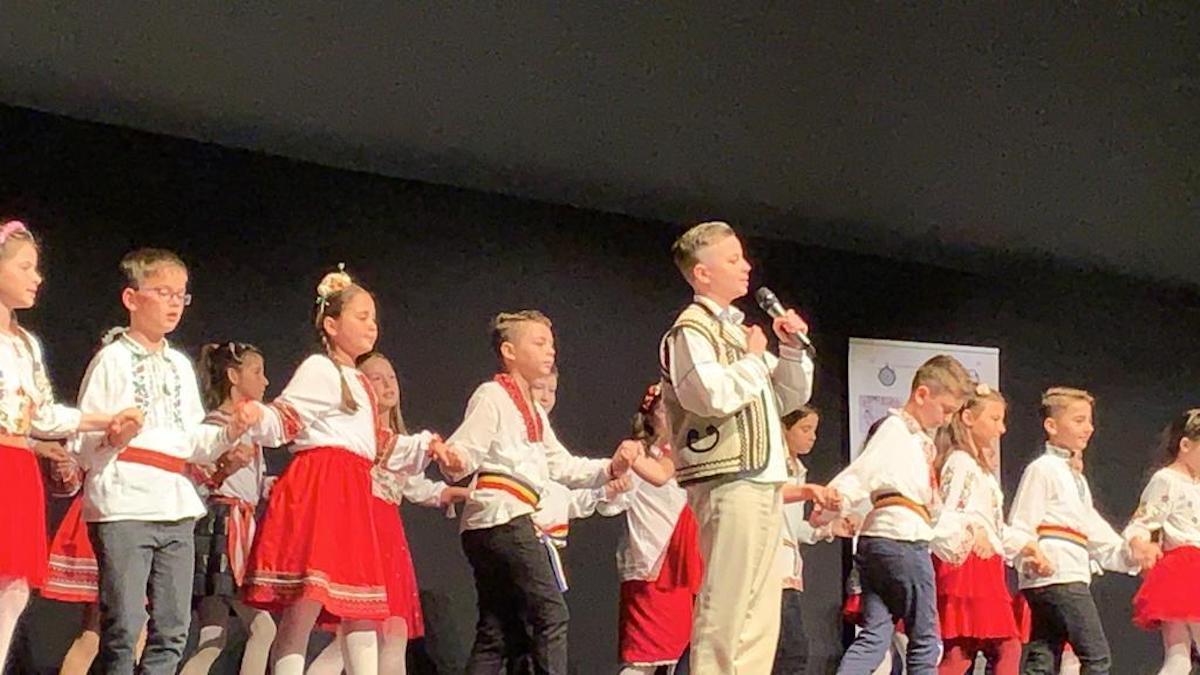 "Școala ""Gheorghe Țițeica"" din Constanța a aniversat 50 ani de existență. FOTO SGT"