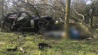 Răzvan Ciobanu a fost găsit lângă mașina pe care o conducea. FOTO CTnews.ro