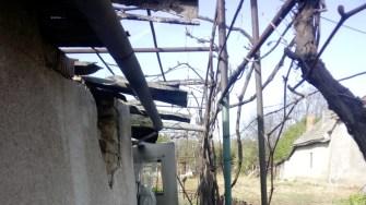 Explozia a fost foarte puternică. FOTO ISU Dobrogea