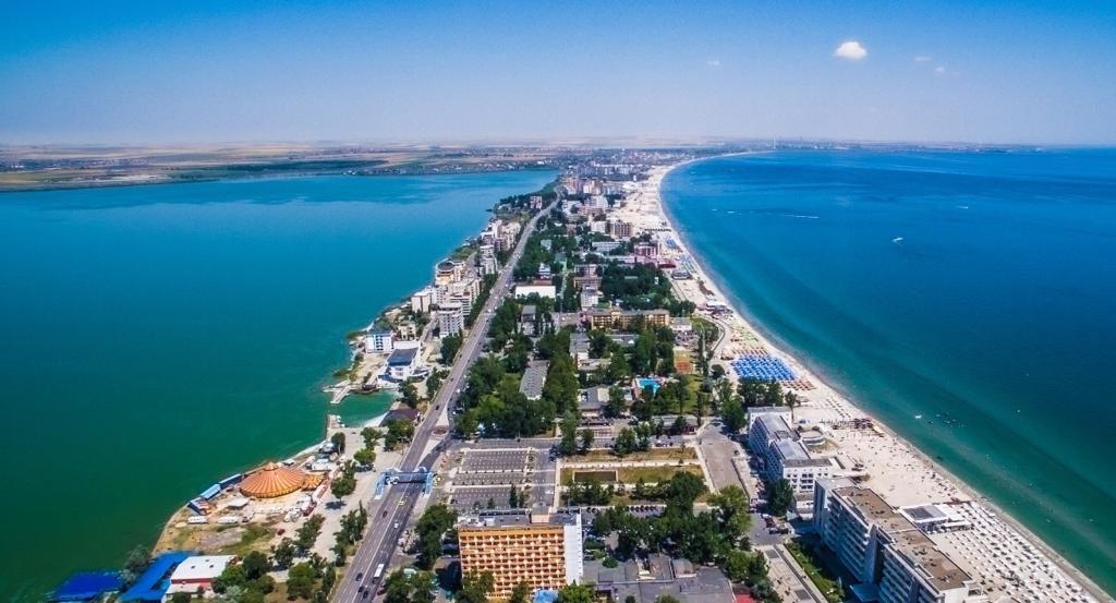 foto restrictii de circulatie nordul statiunii Mamaia
