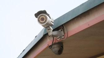 Sistem de supraveghere video. FOTO Ctnews.ro