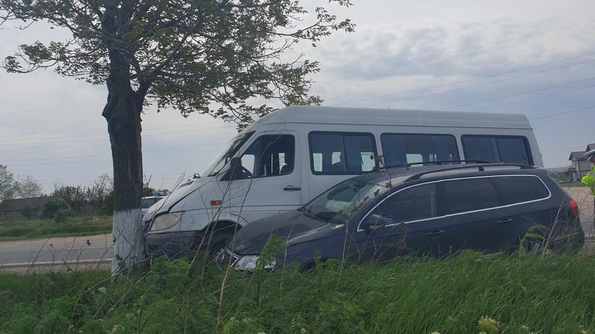 accident microbuz