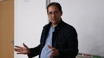 Cristian Piecu, managerul proiectului România StartUp Plus. FOTO Adrian Boioglu