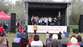Petrecere de 1 Mai la Cumpăna. FOTO Adrian Boioglu