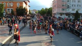 Festivalul Dapyx de la Medgidia.