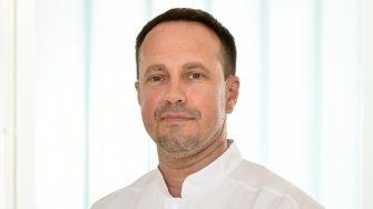 Directorul medical al Centrului de Radioterapie MedEuropa din Constanța, Cristian Barbu