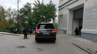 Jandarmii au intervenit în forță. FOTO IJJ Constanța