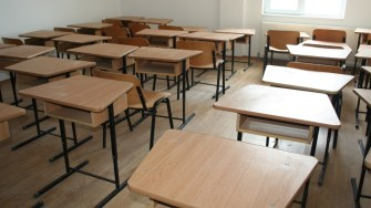 Sală de clasă. FOTO CTnews.ro