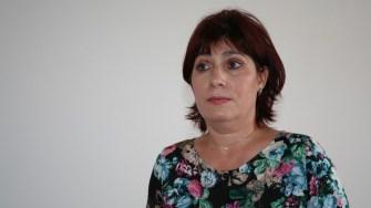 Aurelia Bulgaru de la Direcția de Asistență Socială Hârșova. FOTO Ctnews.ro