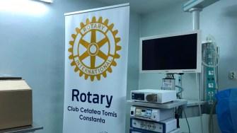 Un aparat laparoscopic performant a intrat în dotarea Spitalului Medgidia. FOTO Ctnews.ro