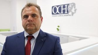 Nicolae Ciufu, medic în cadrul Ovidius Clinical Hospital. FOTO Adrian Boioglu