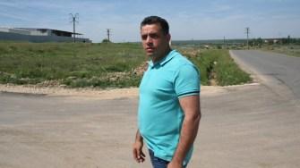 Primarul comunei Poarta Albă, Vasile Delicoti. FOTO Ctnews.ro