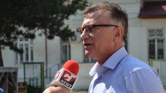 Marian Iordache, consilier al primarului din Cernavodă. FOTO CTnews.ro