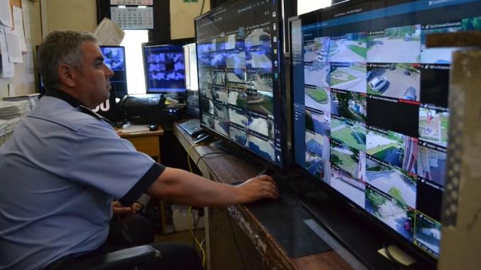 Sistemul de supraveghere al orașului Cernavodă. FOTO CTnews.ro