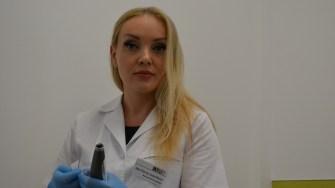 Corina Burcut, medic dermatolog la Ovidius Clinical Hospital. FOTO Ctnews.ro