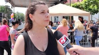 Sorina Popa, Directorul Casei de Cultură Cernavodă. FOTO Adrian Boioglu