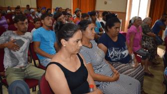 Situația creată de o parte din locuitorii din Cumpăna, a fost dezbătută în ședință publică. FOTO Primăria Cumpăna
