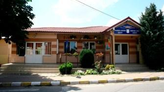 Primăria comunei Albești. FOTO Ctnews.ro