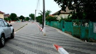 Străzi modernizate în Costinești. FOTO Ctnews.ro