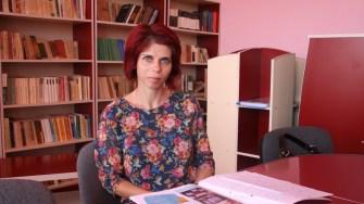 Daniela Holban Diaconu, coordonator pentru proiecte și programe educative și extrașcolare Hârșova. FOTO Ctnews.ro