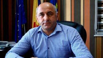 Ioan Roman, primarul comunei Lumina. FOTO Ctnews.ro