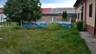 Locul unde Primăria Ovidiu va construi o nouă creșă. FOTO Ctnews.ro