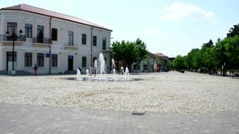 Fântână arteziană în Cernavodă. FOTO Ctnews.ro