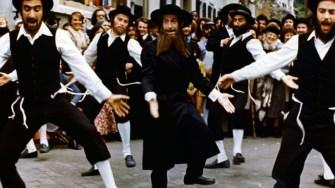 Aventurile Rabinului Jacob, unul dintre filmele care va rula pe faleza Cazino din Constanța